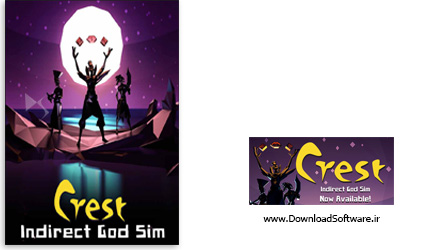 دانلود Crest An Indirect God Sim 2018 - بازی تاج