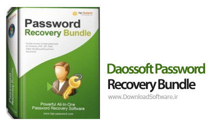 دانلود Daossoft Password Recovery Bundle
