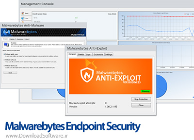 دانلود Malwarebytes Endpoint Security