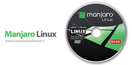 دانلود Manjaro Linux XFCE Edition x64 + GNOME + KDE