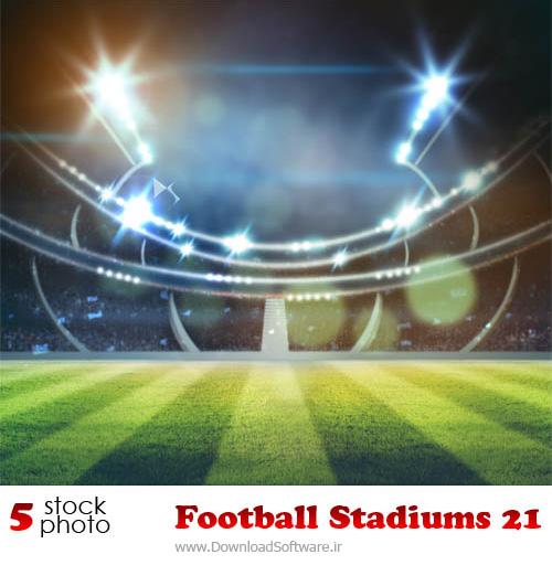 عکسهای استادیوم های جهان