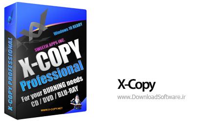 دانلود نرم افزار X-Copy Professional