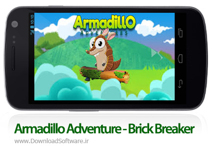 دانلود Armadillo Adventure