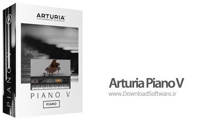 دانلود Arturia Piano V