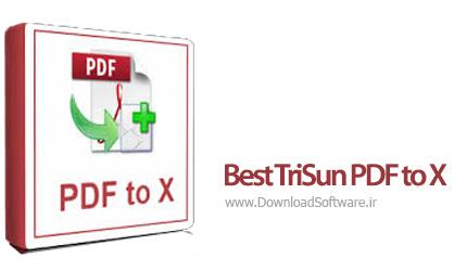 دانلود Best TriSun PDF to X