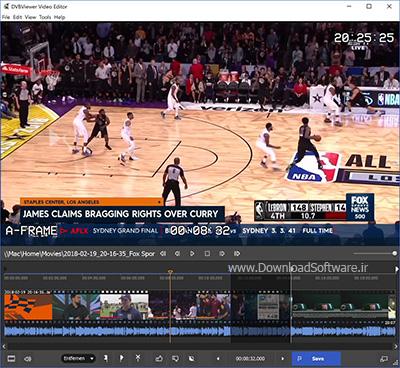 دانلود DVBViewer Video Editor