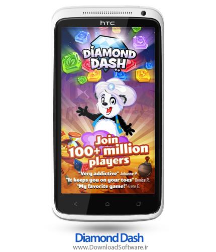 دانلود Diamond Dash