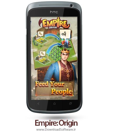 دانلود Empire: Origin