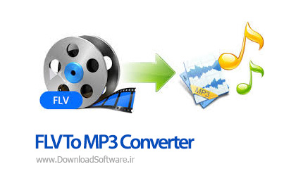 دانلود FLV To MP3 Converter