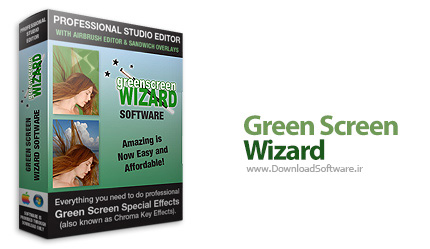 دانلود Green Screen Wizard Photobooth