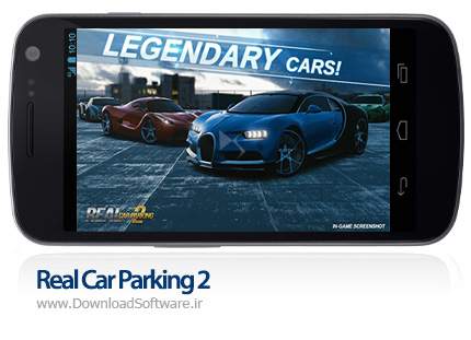 دانلود Real Car Parking 2