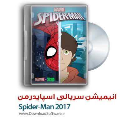 دانلود انیمیشن سریالی اسپایدرمن Spider-Man