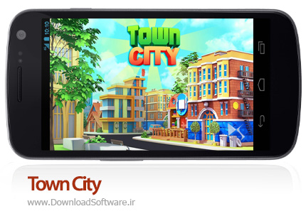 دانلود Town City