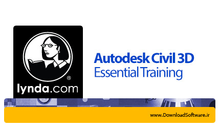دانلود Lynda Autodesk Civil 3D Essential Training