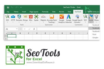 دانلود SeoTools for Excel