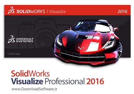 دانلود SolidWorks Visualize Professional 2016