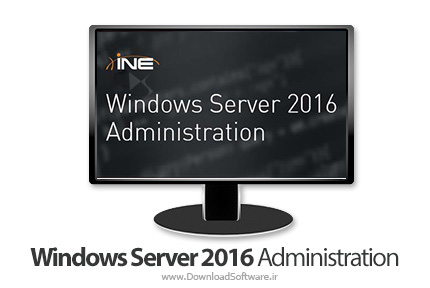 دانلود ine Windows Server 2016 Administration