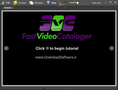 دانلود Fast Video Cataloger x64