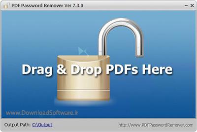 دانلود PDF Password Remover