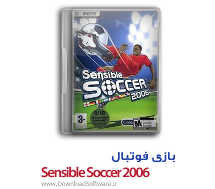 دانلود بازی فوتبال Sensible Soccer 2006 برای کامپیوتر