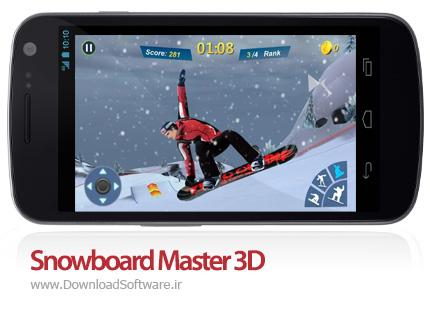 دانلود Snowboard Master 3D