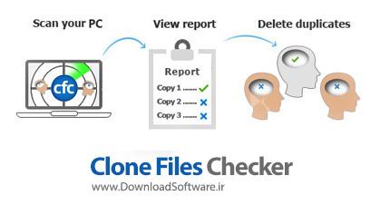 دانلود Clone Files Checker