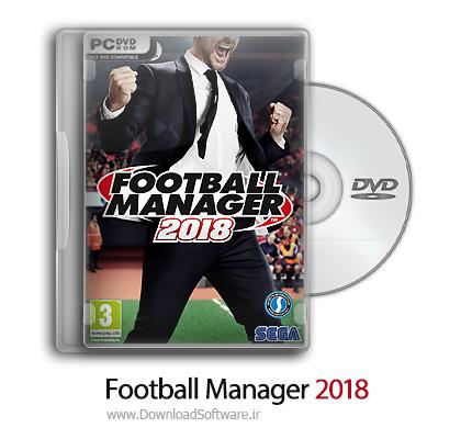 دانلود Football Manager 2018