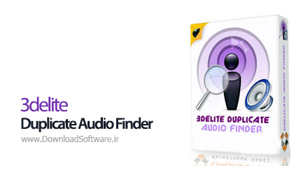 دانلود 3delite Duplicate Audio Finder