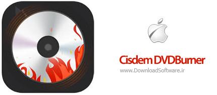 دانلود Cisdem DVDBurner macOS