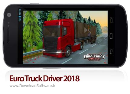 دانلود Euro Truck Driver 2018