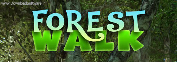 دانلود Forest Walk 3D Screensaver