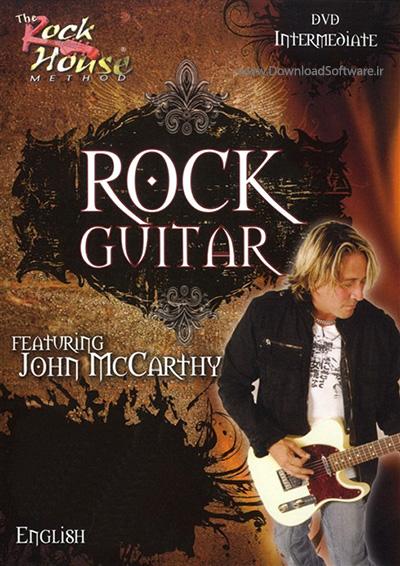 دانلود آموزش مقدماتی گیتار الکتریک