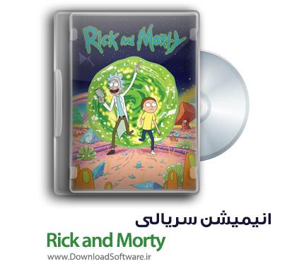 دانلود سریال Rick and Morty