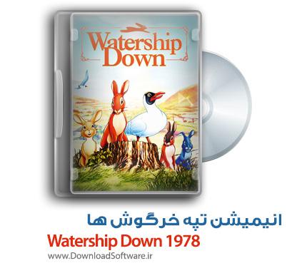 دانلود رایگان انیمیشن سینمایی تپه خرگوش ها Watership Down 1978 BluRay