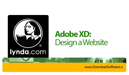 دانلود Lynda Adobe XD: Design a Website