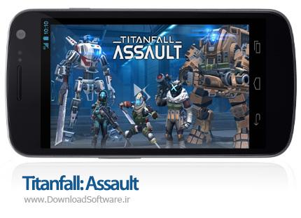 دانلود Titanfall: Assault