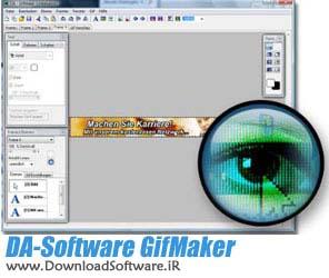 دانلود نرم افزار DA-Software GifMaker