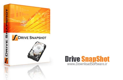 دانلود نرم افزار Drive SnapShot - نرم افزار بکاپ از هارد
