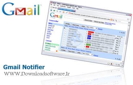 دانلود Gmail Notifier Pro چک کردن سرویس جیمیل برای ویندوز