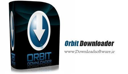 برنامه مدیریت دانلود حرفه ای با Orbit Downloader 4.1.0.1 Final