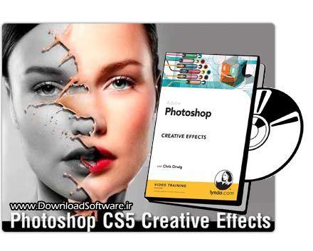 دانلود کتاب آموزش حرفه ای افکت های فتوشاپ به زبان فارسی - Photoshop Effects