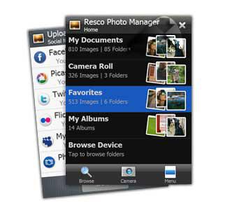 دانلود Resco Photo Manager Pro مدیریت تصاویر در پاکت پی سی
