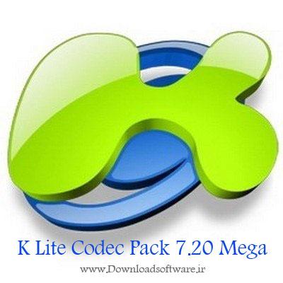 دانلود برنامه پخش تمام فرمت های صوتی و تصویری با K-Lite Codec Pack 7.20 mega