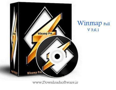 دانلود معروف ترین پلیر موسیقی جهان Winamp 5.61 Full با لینک مستقیم