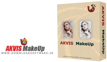 پلاگین آرایشگری برای فتوشاپ – AKVIS MakeUp 1.0.165.8001