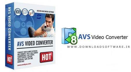 دانلود نرم افزار AVS Video Converter - برنامه مبدل حرفه ای ویدئو