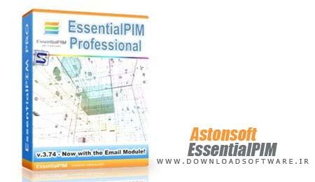 دانلود نرم افزار EssentialPIM - برنامه سازماندهی امور شخصی