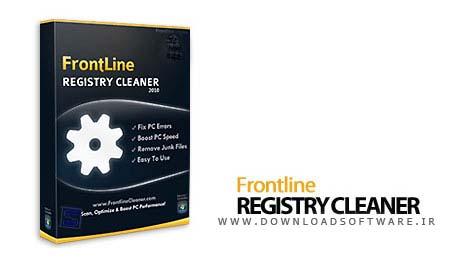 دانلود پاک کردن فایل های بیهوده و پاک سازی رجیستری با Frontline Registry Cleaner