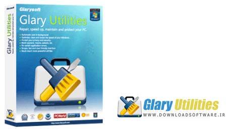دانلود Glary Utilities Pro ابزارهای کامل مدیریت سیستم