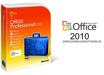 دانلود نرم افزار Microsoft Office 2010 SP2 Professional Plus - جدیدترین نسخه آفیس 2010